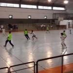 Actividad deportiva de intercambio