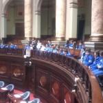 Quinto y Sexto Año en el Palacio Legislativo