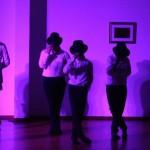 Canto y danza a ritmo de tango