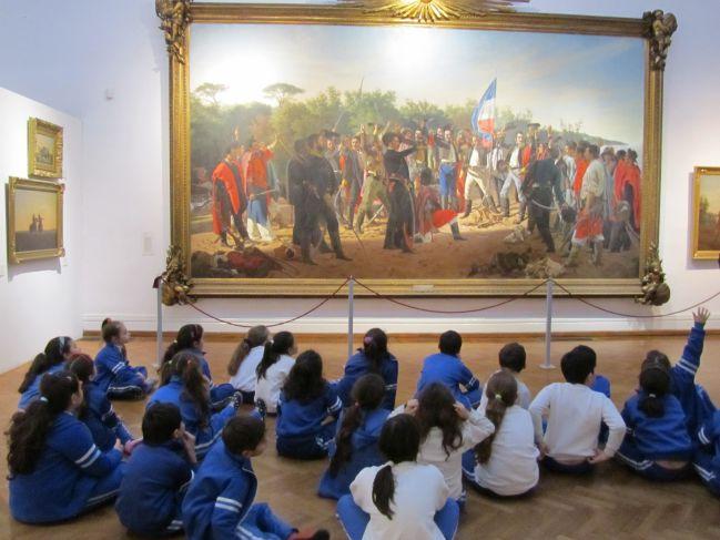 Visitamos el Museo Blanes