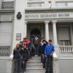 Visita al Instituto Geográfico