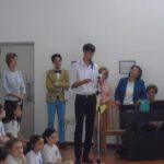 Acto de Graduación y Fin de Cursos